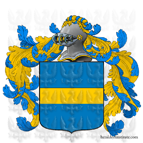Coat of Arms of family Morgoni