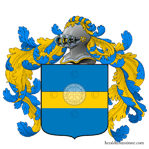 Coat of Arms of family Sorgoni