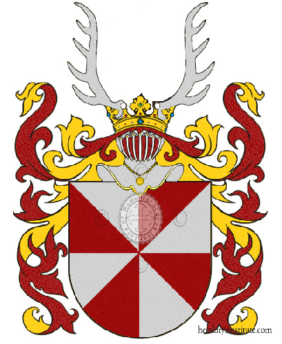 Coat of Arms of family Ellecosta