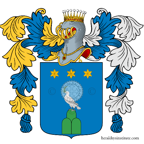 Coat of Arms of family Zilli