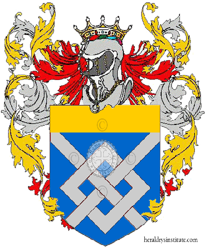Coat of Arms of family Geromel
