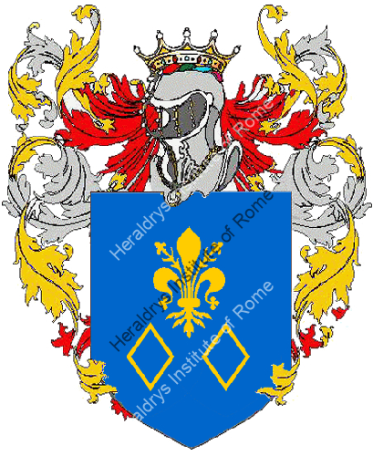 Coat of Arms of family Riezzo