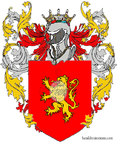 Coat of Arms of family Diconi