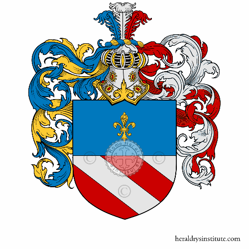 Coat of Arms of family Padovani