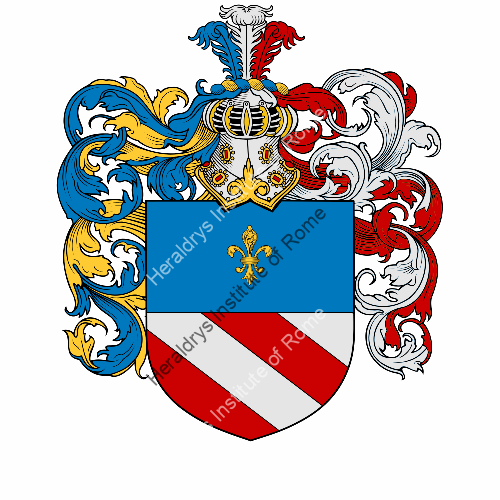Coat of Arms of family Radovani