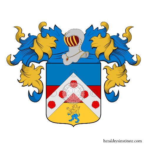 Coat of Arms of family Crispini