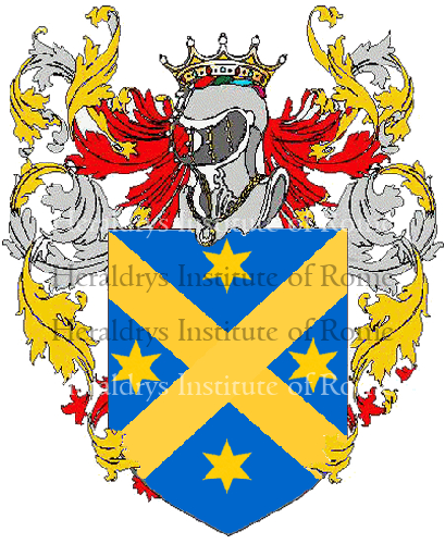 Coat of Arms of family Triassi
