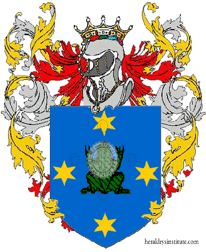 Coat of Arms of family Zambotto