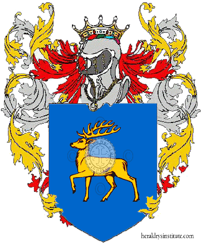 Coat of Arms of family Tervi