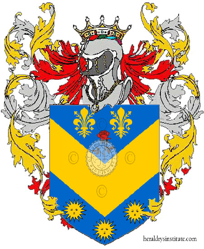 Coat of Arms of family Ragazzone