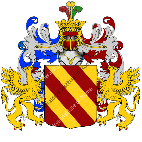 Coat of Arms of family Poboni