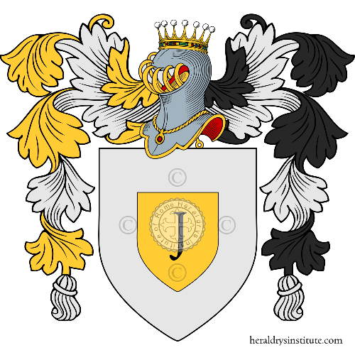 Coat of Arms of family Ralco