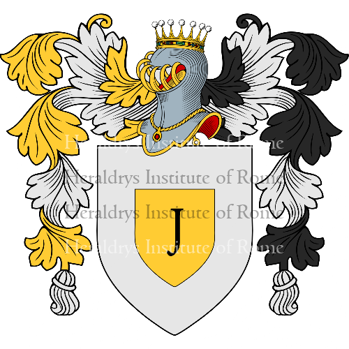 Coat of arms of family de Falco