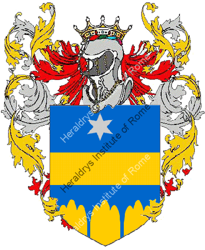Coat of Arms of family Tramontano