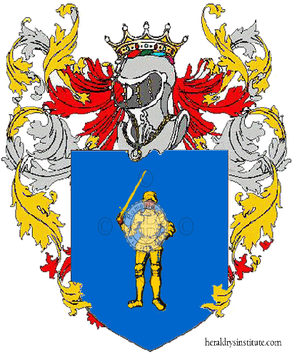 Coat of Arms of family Fantacchiotti