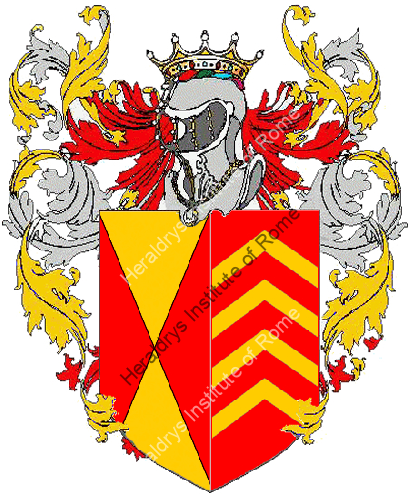Coat of Arms of family Quinzio