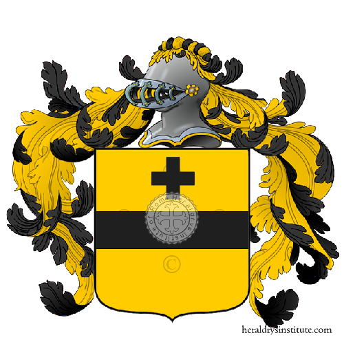 Coat of Arms of family Simoncelli