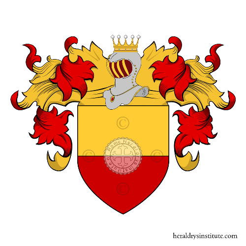 Coat of Arms of family Madaio