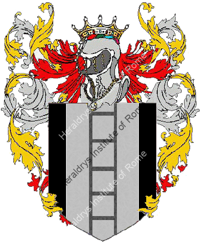 Coat of Arms of family Sguido