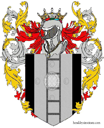 Coat of arms of family Aguido