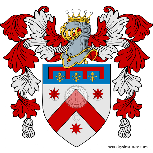 Coat of Arms of family Scarlatto