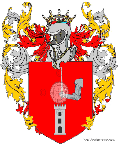 Coat of Arms of family Berlasso