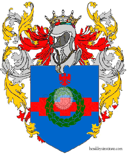 Coat of Arms of family Rossolini