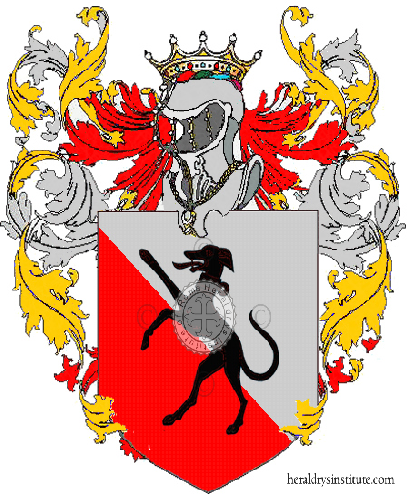 Coat of Arms of family Quardi
