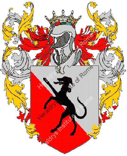 Coat of Arms of family Sguardi