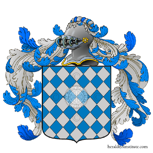 Coat of Arms of family Ferracin