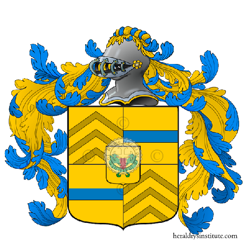 Coat of Arms of family Pappalardoconti