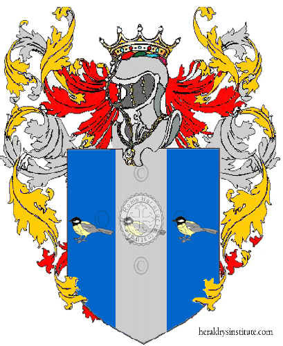Coat of Arms of family Rallegri