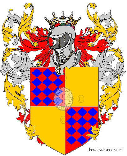 Coat of Arms of family Strambina