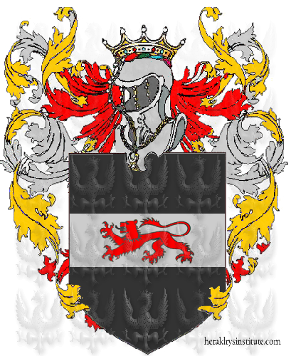 Coat of Arms of family Pilosi