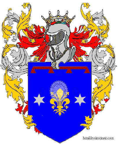 Coat of Arms of family Zameroni