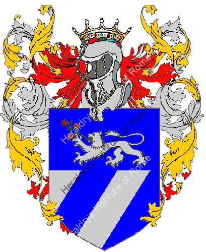 Coat of Arms of family Zurli