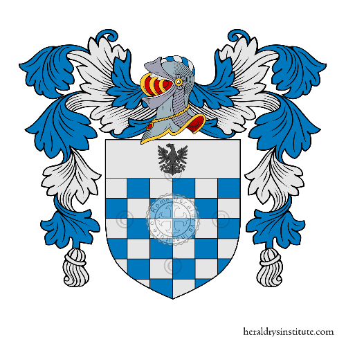Coat of arms of family Catania