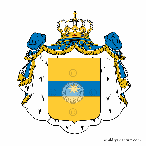 Coat of arms of family Marchese