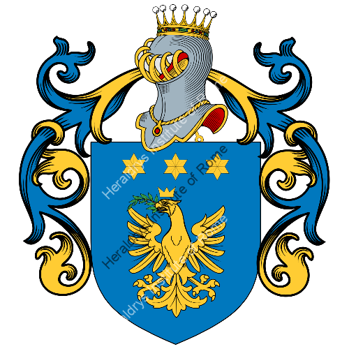 Coat of Arms of family Modafferi