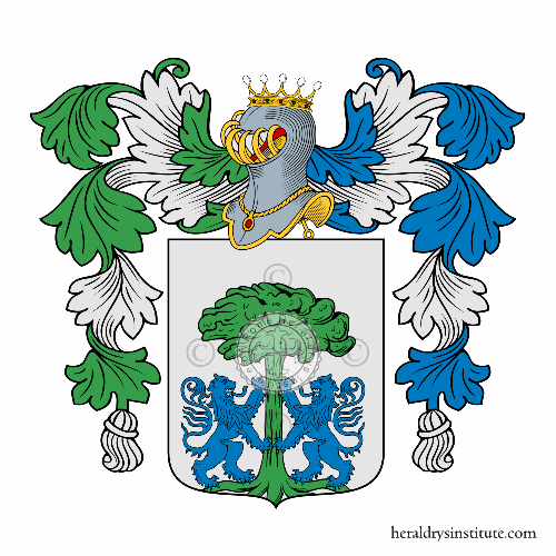 Coat of Arms of family Gambini