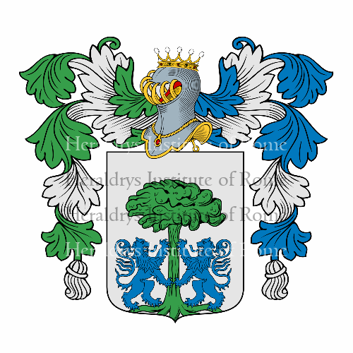 Coat of Arms of family Nambino