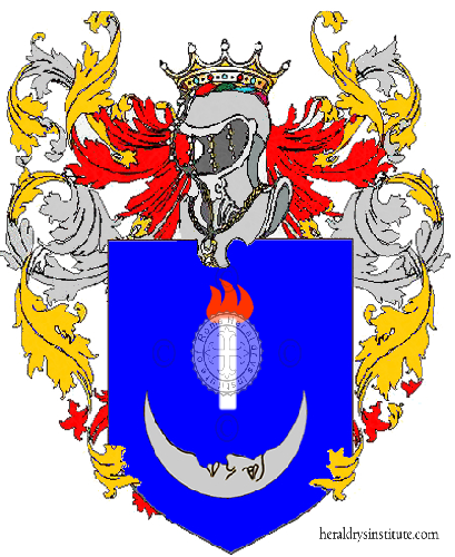 Coat of Arms of family Illuminato