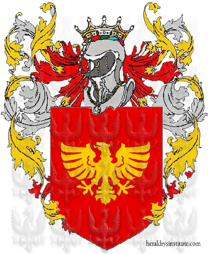 Coat of Arms of family Priminelli