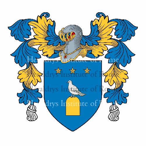 Coat of Arms of family Quarneri