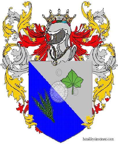 Coat of Arms of family Generico