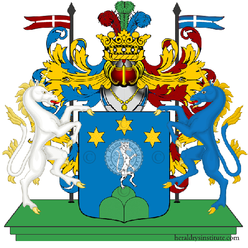Coat of Arms of family Sgatti
