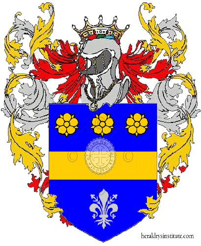 Coat of Arms of family Tallegra