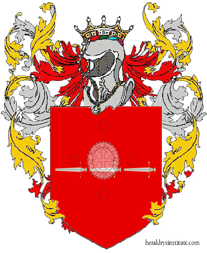 Coat of Arms of family Emanuelli