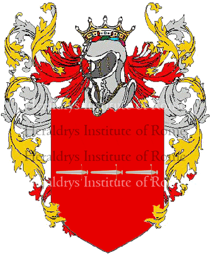 Coat of Arms of family Mantrisi