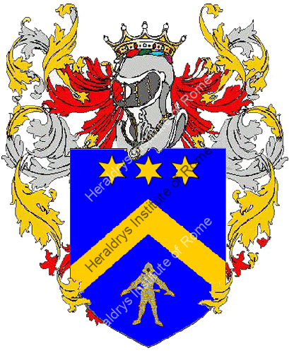 Wappen der Familie Giacchino